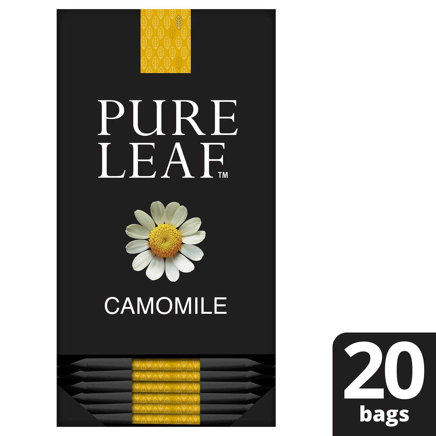 Pure Leaf Camomile Herbal Tea -