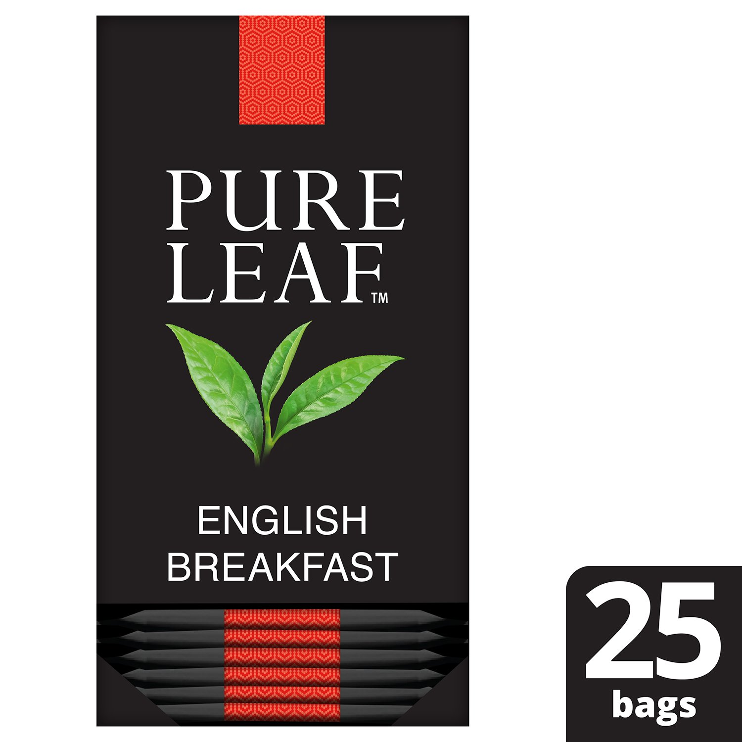 Pure Leaf English Breakfast Tea Pyramid Tea Bags -
