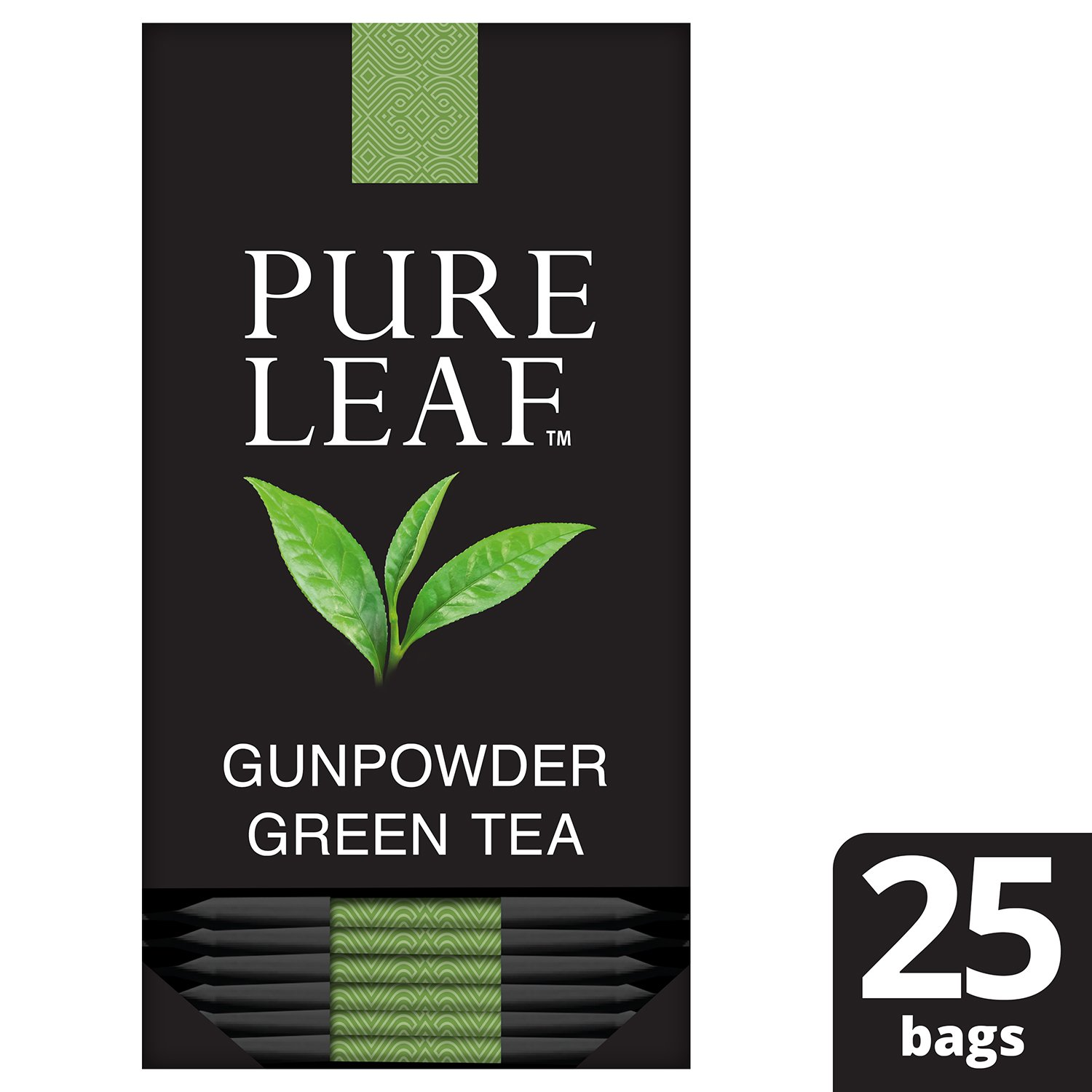 Pure Leaf Gunpowder Green Tea -