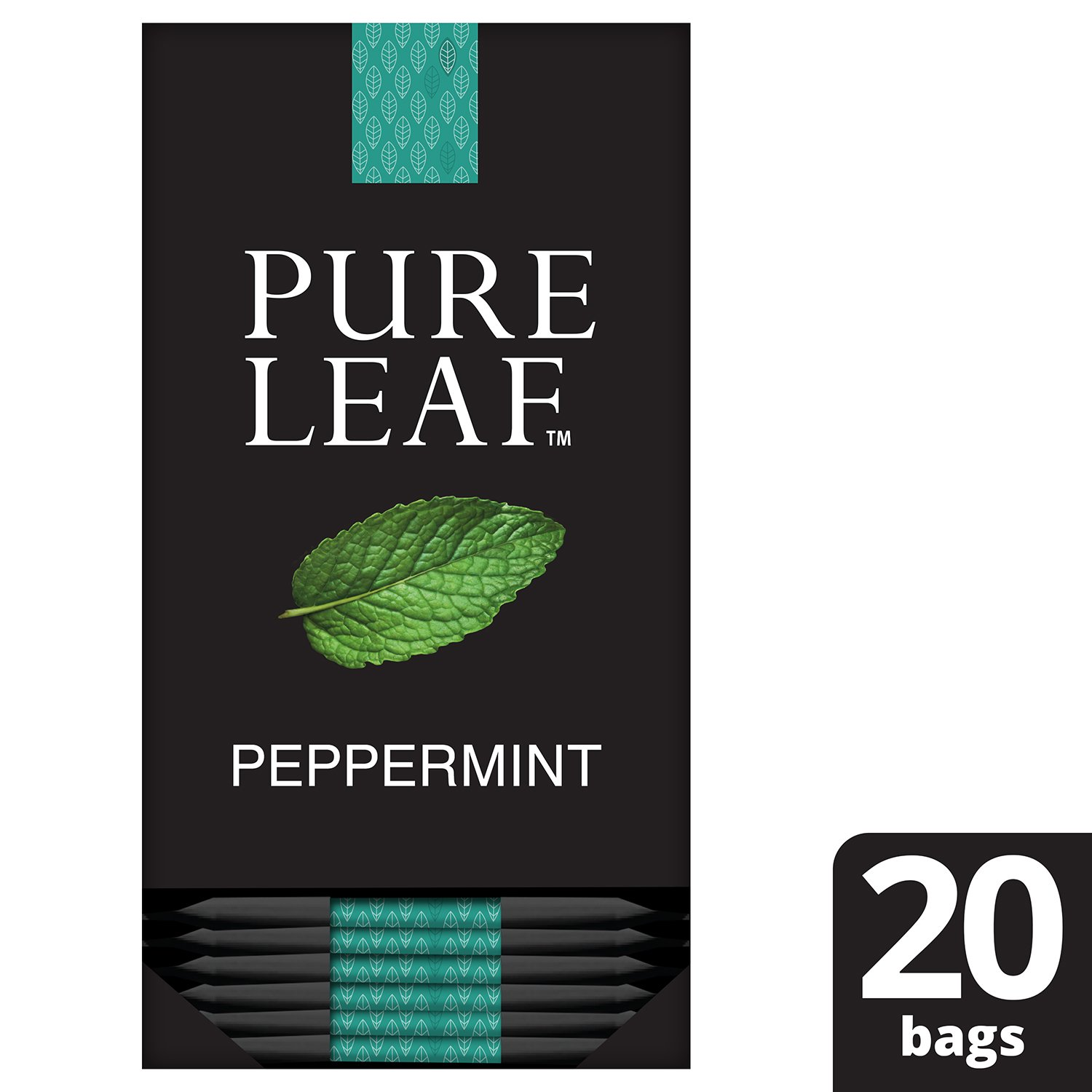 Pure Leaf Peppermint Herbal Tea -