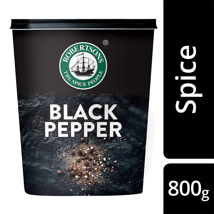 Robertsons Black Pepper  -