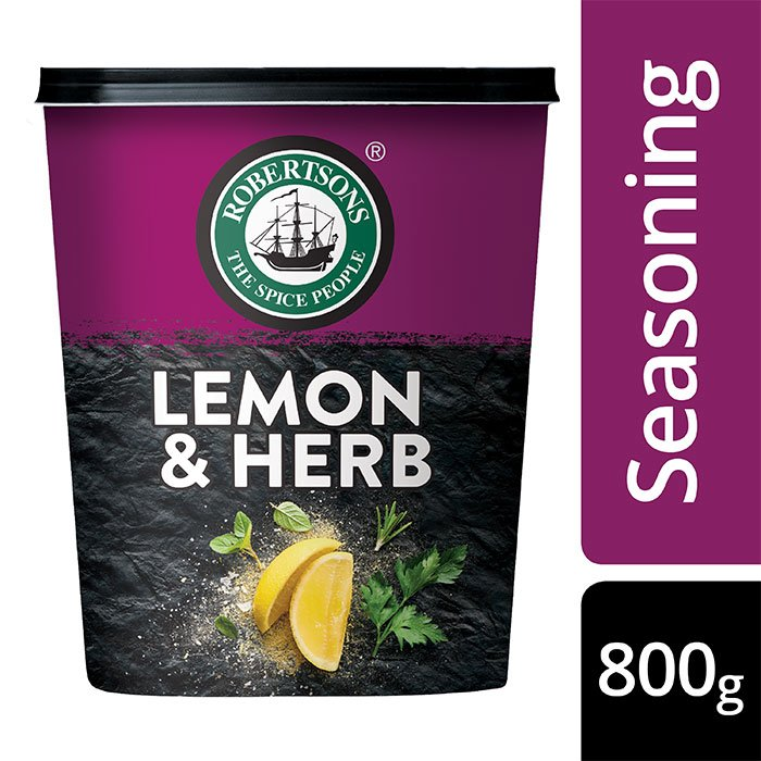 Robertsons Lemon & Herb Seasoning