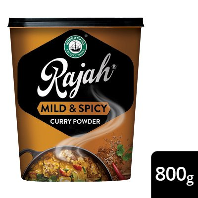 Robertsons Mild & Spicy Rajah
