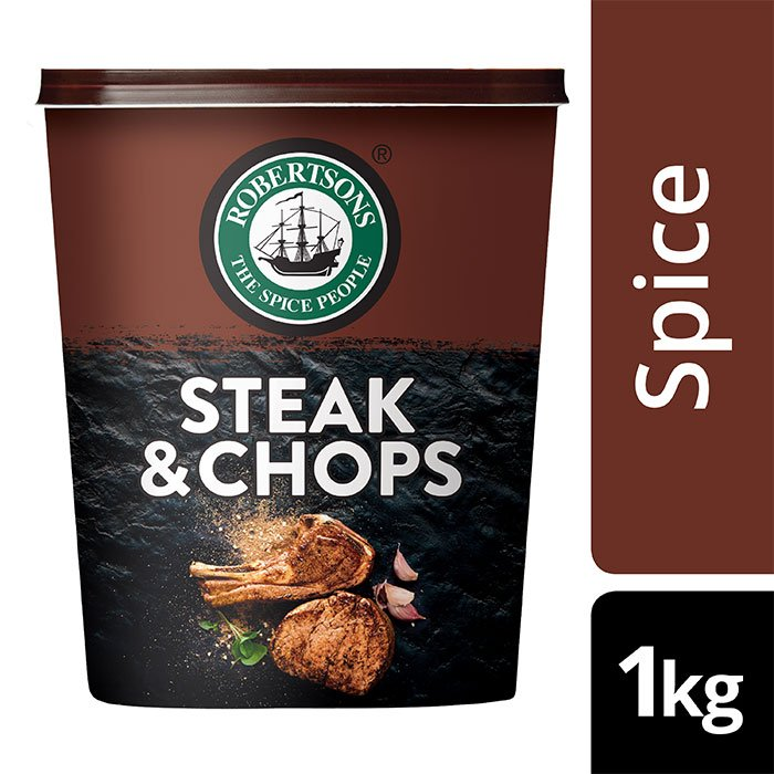 Robertsons Steak & Chops Spice  -