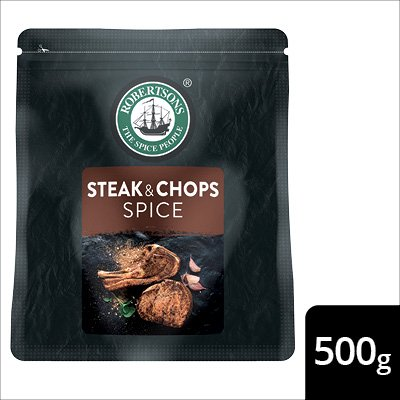 Robertsons Steak & Chops Spice Pack -