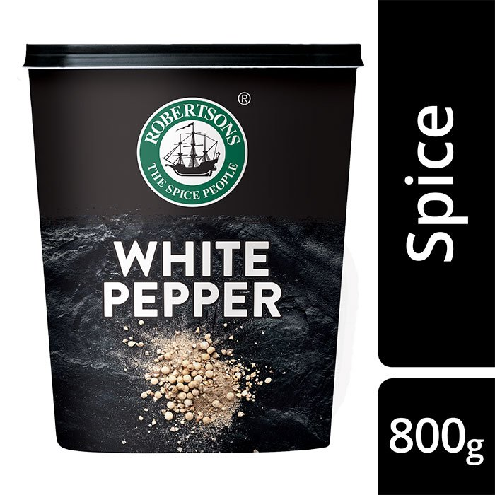 Robertsons White Pepper -