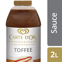 CARTE D'OR Toffee Sauce