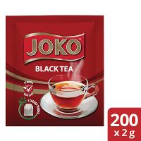 JOKO Black Tea 200 x 2 g Envelopes