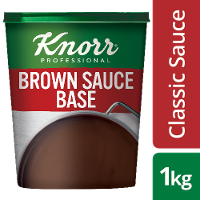 Knorr Professional Brown Sauce Gravy Base, 1 kg