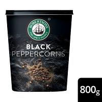 Robertsons Whole Black Peppercorns