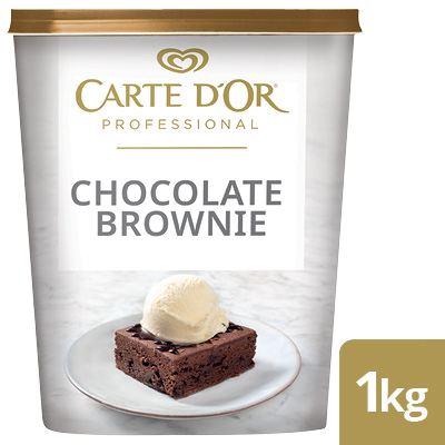 CARTE D'OR Chocolate Brownie
