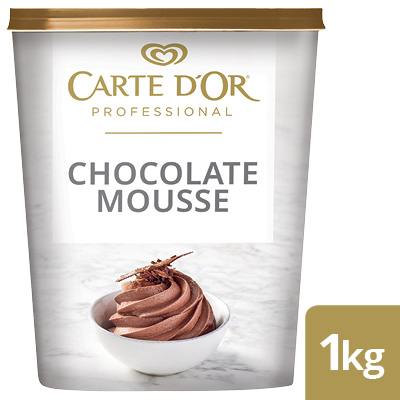 CARTE D'OR Chocolate Mousse - Here's a range of convenient, high-quality desserts that will save you time.