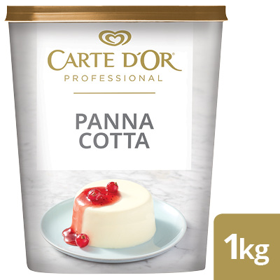 CARTE D'OR Panna Cotta - Carte d'Or delivers the perfect wobble every time*