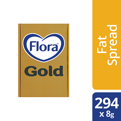 Flora Gold, Portions  - All the heart health of Flora with the delicious buttery taste.