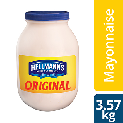 Hellmann's Original Mayonnaise  - Here's a rich and creamy taste, crafted the original way.