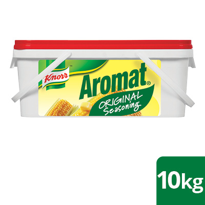Knorr Aromat Original 10kg - Here is the unique flavour South Africans love.