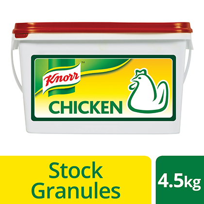 Knorr Chicken Stock Granules 4.5kg