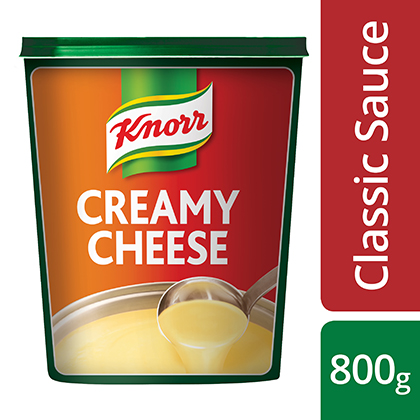 Knorr Classic Creamy Cheese Sauce - Here's a sauce to help you deliver consistent taste.