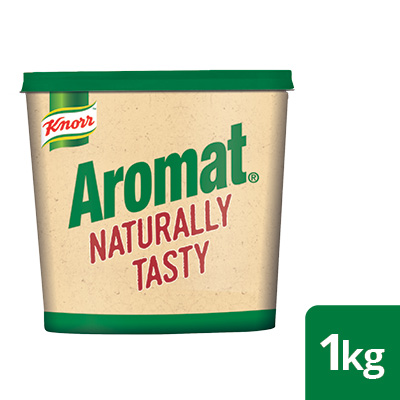 Knorr Professional Aromat Naturally Tasty - I only trust natural ingredients in my dishes