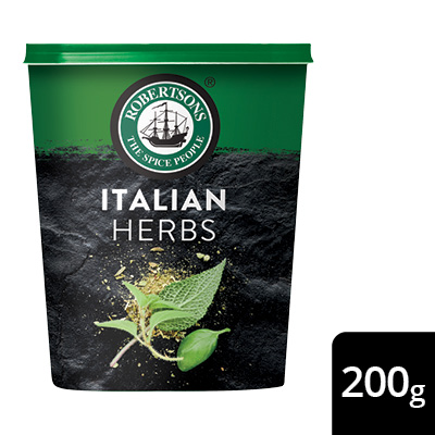 Robertsons Italian Herb Seasoning - Robertsons. A world of  flavours, naturally.
