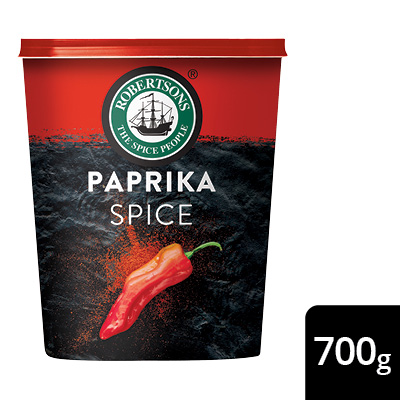 Robertsons Paprika  - Robertsons Paprika is a pure spice, which enhances the warmth in your dish without adding extra heat.