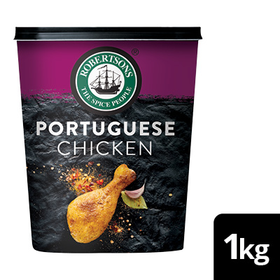 Robertsons Portuguese Chicken - Robertsons. A world of flavours, naturally.
