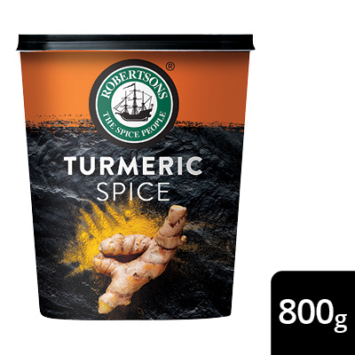 Robertsons Turmeric - Robertsons. A world of flavours, naturally.