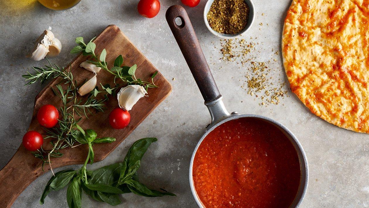 Basic Pizza Base Sauce