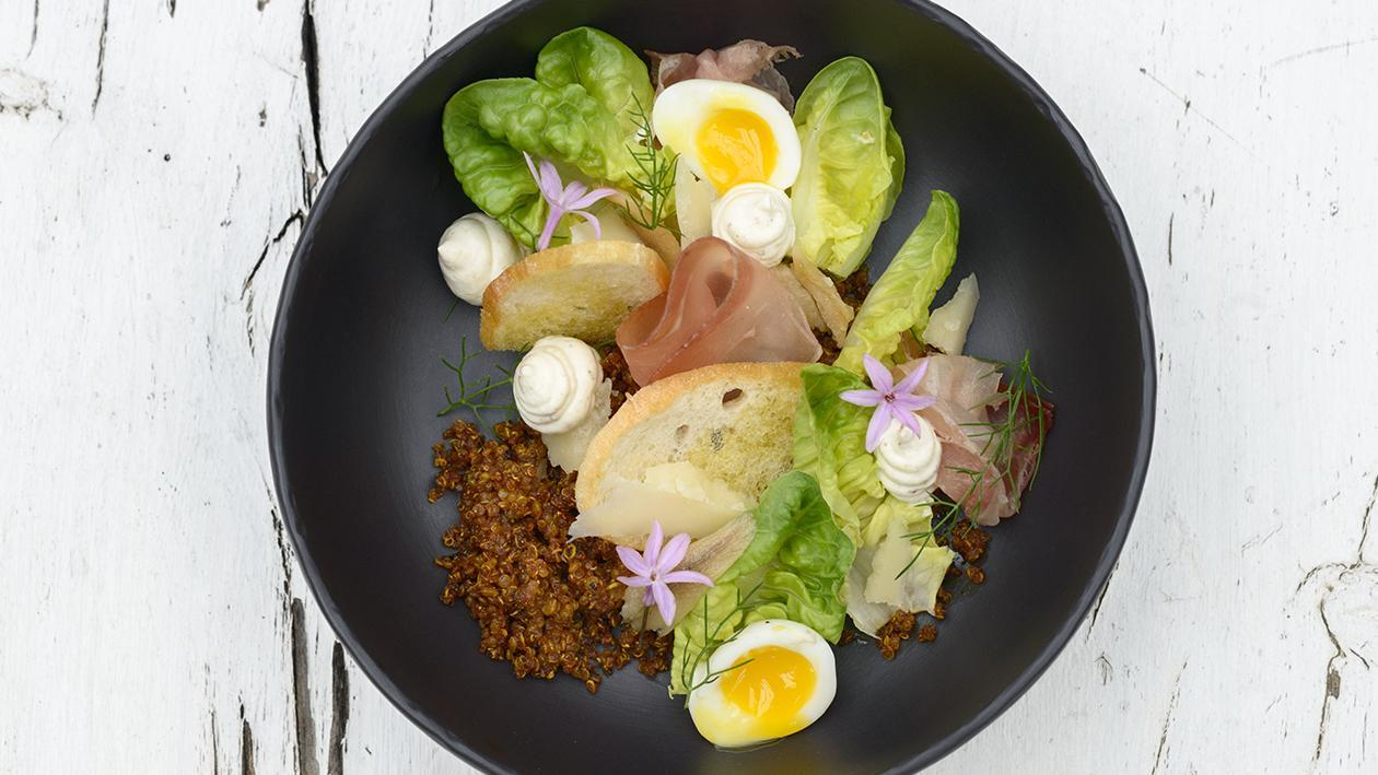 Chef Melanie's Caesar Salad