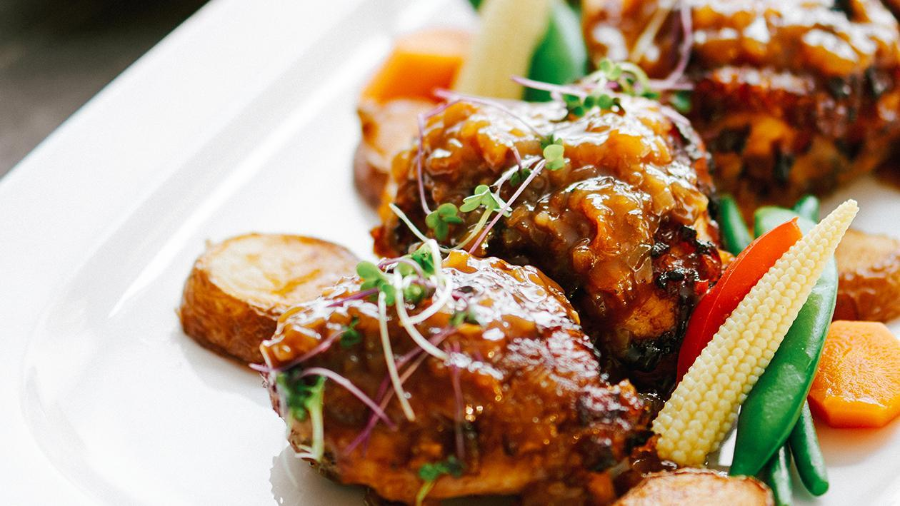Chutney Chicken