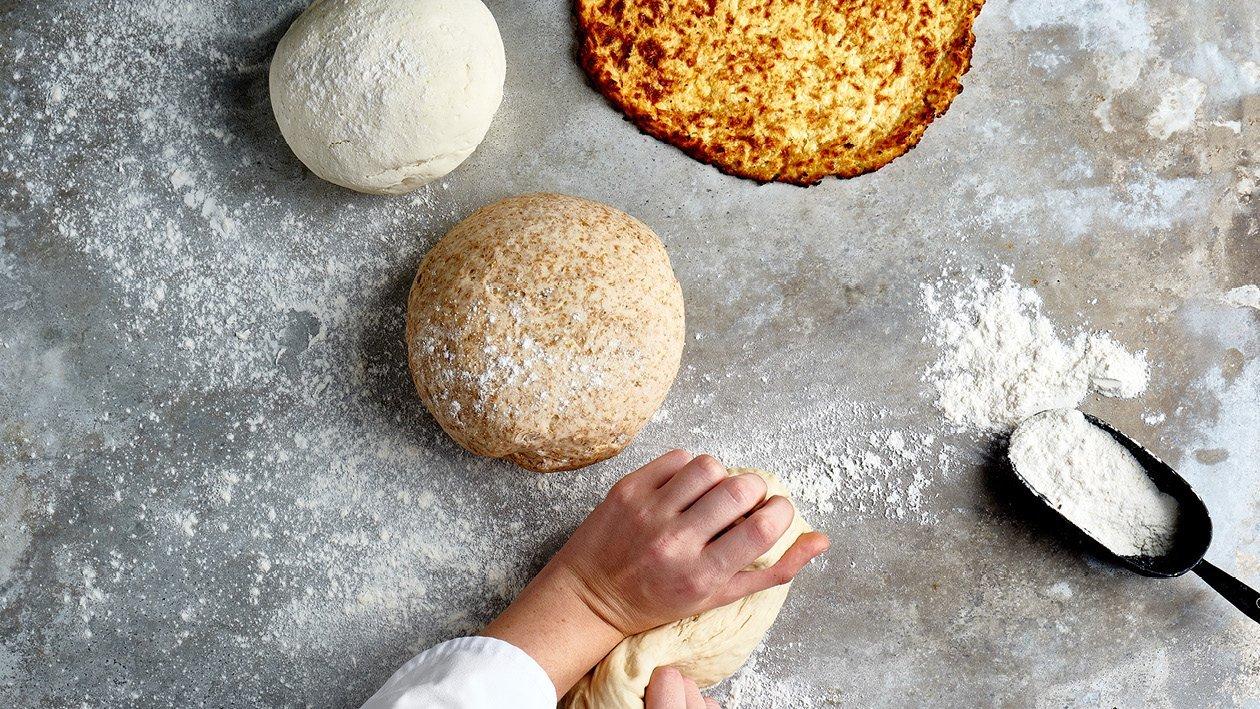 Gluten-free Pizza Base