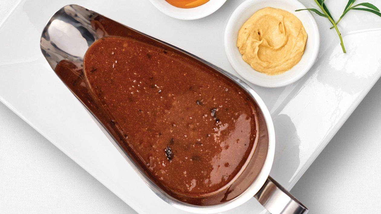 Honey Mustard Tarragon Sauce