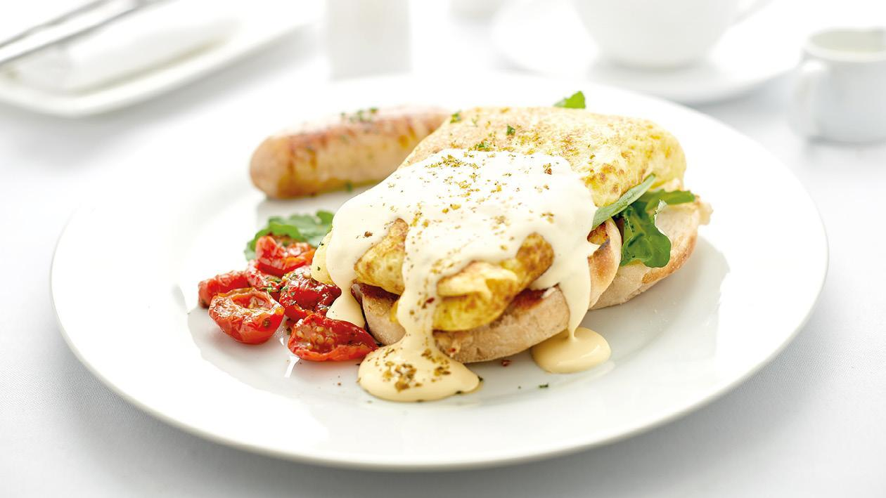 Omelette Benediction