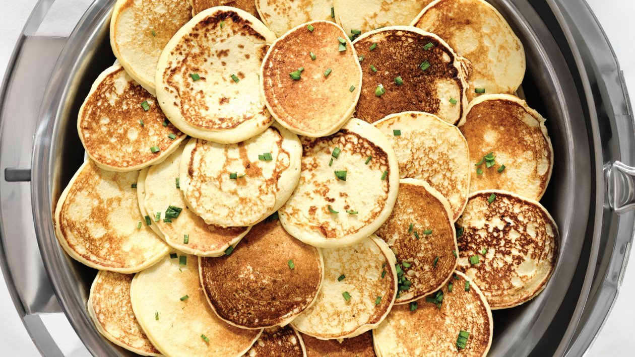 Perfecto Potato Pancakes