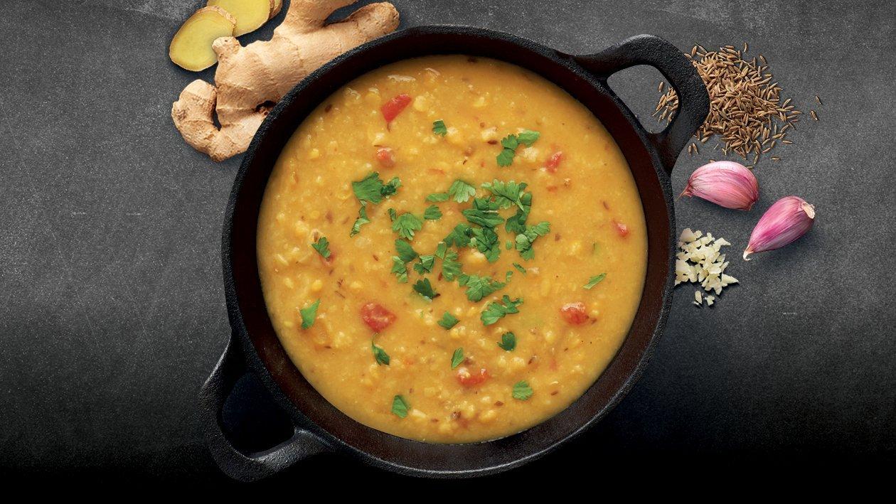Spicy Lentil Dhal