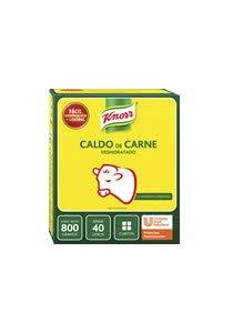 Caldo Fraccionado Carne Knorr 800 G
