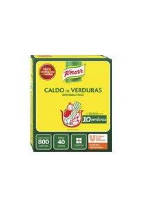 Caldo Fraccionado Verdura Knorr 800g (Exclusivo para Argentina, Paraguay)