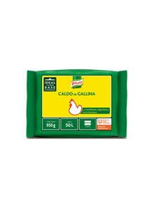Caldo Gallina Knorr 950g