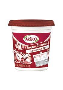 Condimento completo con pimienta Arisco 1 KG (Exclusivo de Paraguay)