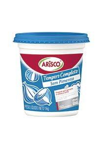 Condimento completo sin pimienta Arisco 1 KG (Exclusivo de Paraguay) -
