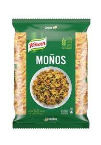 Fideos Moños Knorr 500G (Exclusivo de Argentina, Uruguay)