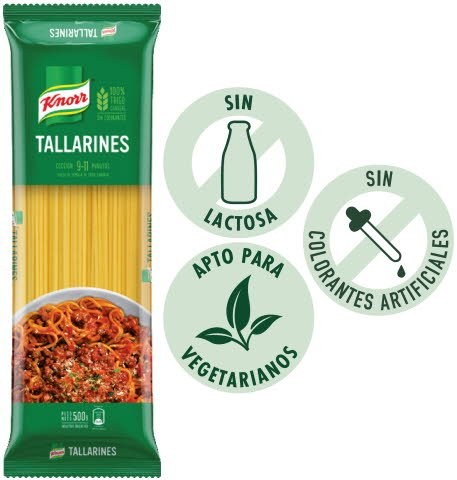 Fideos Tallarin Knorr 500G -