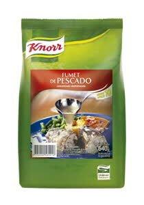 Fumet de pescado Knorr 400 G (Exclusivo de Argentina)