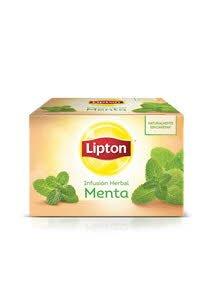 Infusión Menta Exp Lipton 20 BLS (Exclusivo de Argentina)