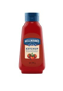 Ketchup Hellmann´s 350 G (Exclusivo de Argentina)
