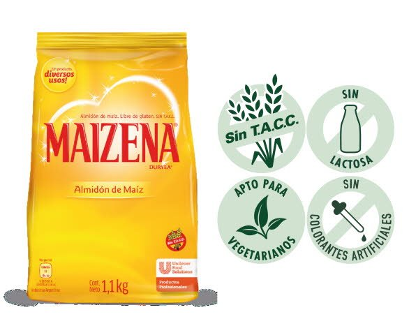 Maizena 1.1 KG