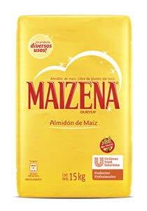 Maizena 15 KG (Exclusivo de Argentina, Paraguay)