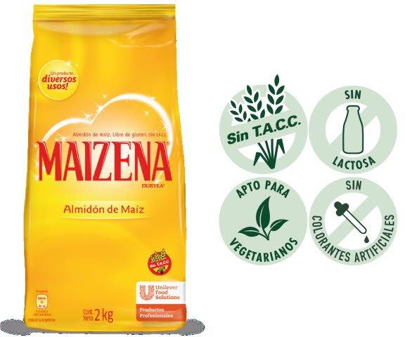 Maizena 2 KG -