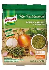 Mix Deshidratado de Romero, Perejil y Cebolla 6 x 470g
