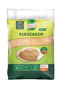 Rebozador Knorr 4 KG (Exclusivo de Argentina) - Rebozador Knorr: tiene una adherencia ideal y realza el sabor de tus milanesas.